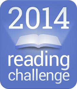 goodreads challenge 260x300 Intentional Reading in 2014